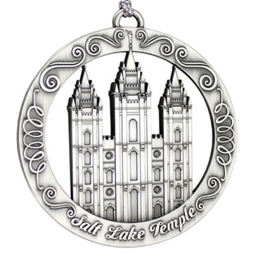 Salt Lake Temple Ornament