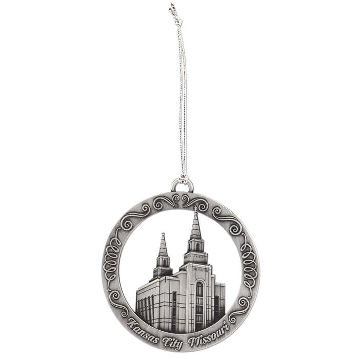 Kansas City Temple Ornament - Zions Marketplace