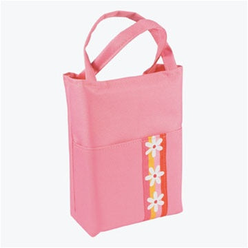 LDS Gift, Pink Daisy Scripture Tote - Zions Marketplace