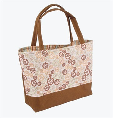 Fashion Tote Brown - Zions Marketplace