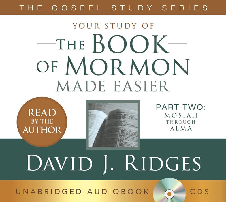 Book of Mormon Made Easier, Part 2 [audiobook] - Zions Marketplace