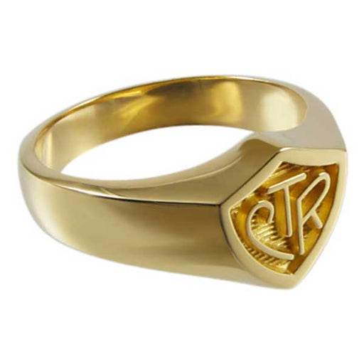 Large Classic CTR Ring - Gold - Zions Marketplace