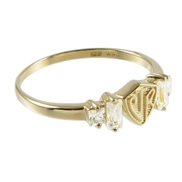Gold CTR Ring Baguette 14k - Zions Marketplace