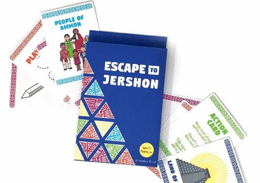 Escape to Jershon - Game - Zions Marketplace