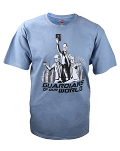 Gaurdians - Light Blue T-Shirt - Zions Marketplace