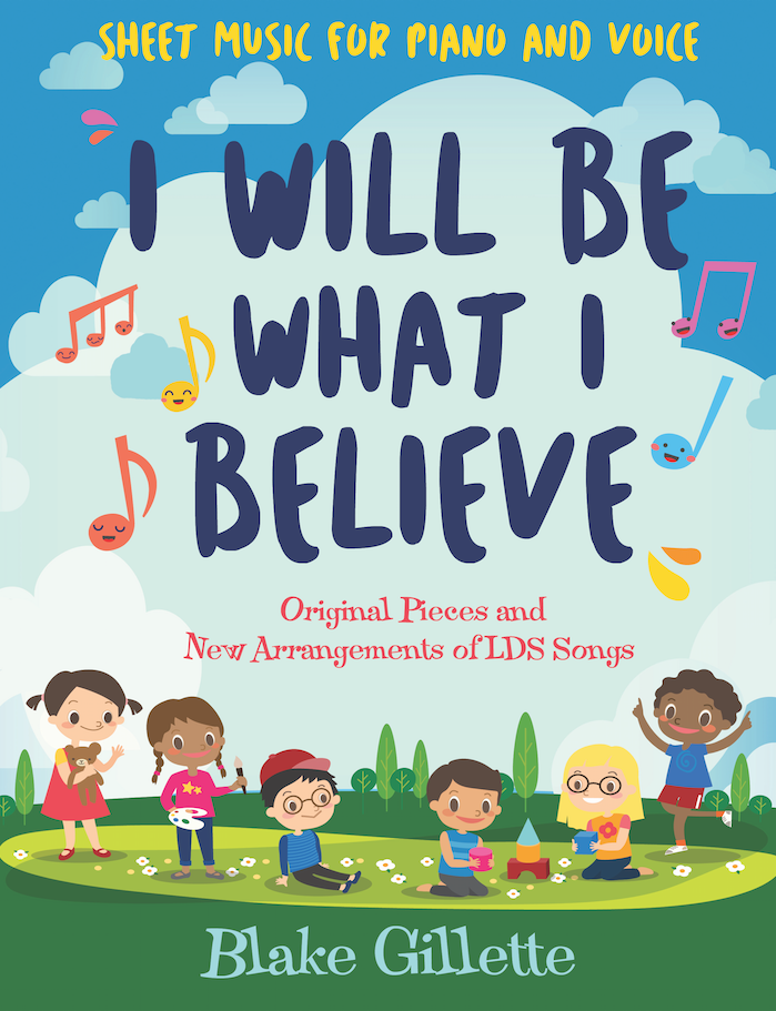 I Will Be What I Believe [book] - Zions Marketplace