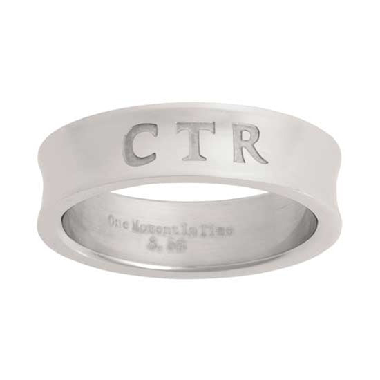CTR Ring 1830 SS Round - Zions Marketplace