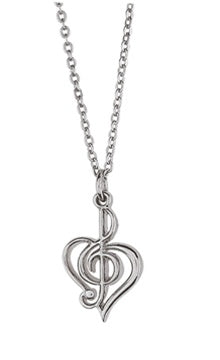 Song of the Heart Necklace