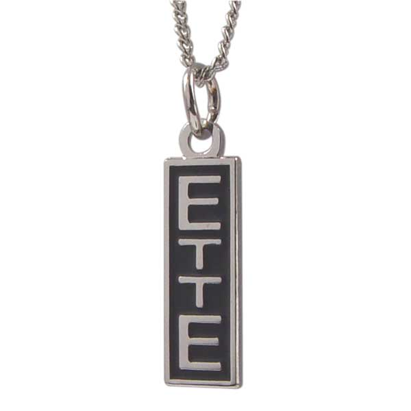 ETTE Charm Necklace - Zions Marketplace