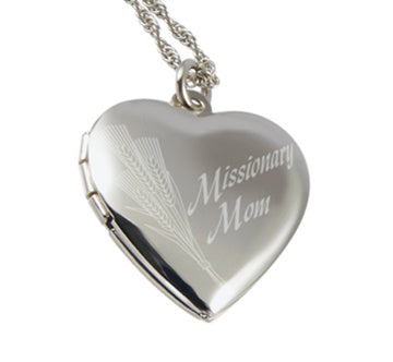 Missionary Mom Locket