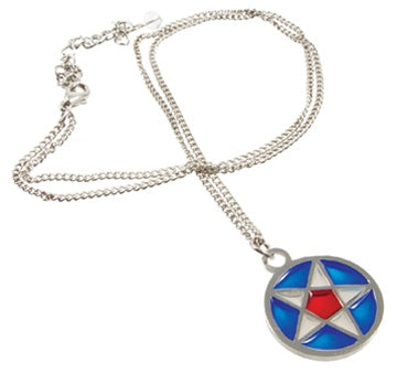 LDS Nauvoo Star Window Necklace - Zions Marketplace