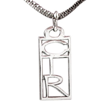CTR Square Necklace - Zions Marketplace