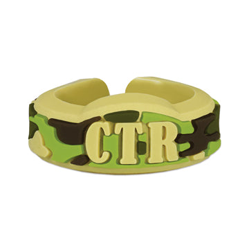 CTR Camo Adjustable Ring - Zions Marketplace