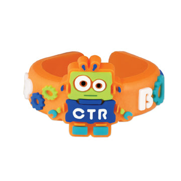 CTR Robot Adjustable Ring - Zions Marketplace