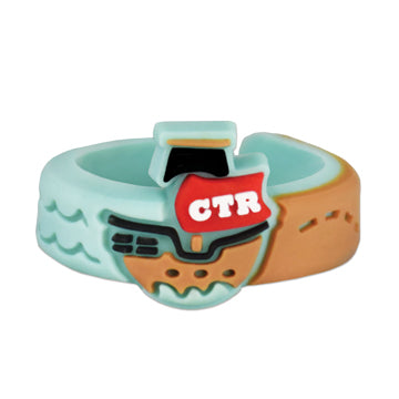 CTR Pirate Adjustable Ring - Zions Marketplace