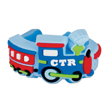 CTR Train Adjustable Ring - Zions Marketplace