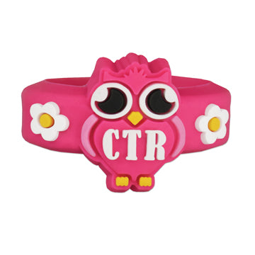 CTR Owl Adjustable Ring - Zions Marketplace