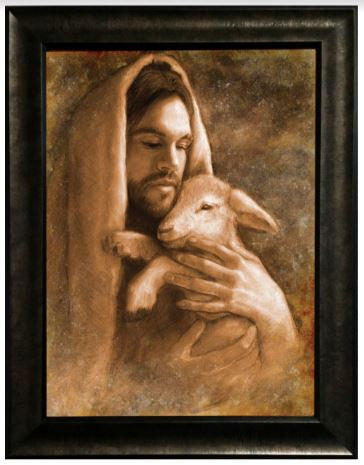 Maketh Calm the Storms - Gethsemane Fine Art Rod|Petersen - Zions Marketplace