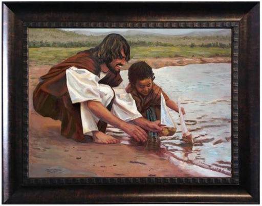 Stilling Waters - Gethsemane Fine Art Rod|Petersen