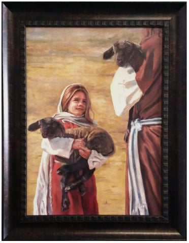 Even As I Am - Gethsemane Fine Art Rod|Petersen - Zions Marketplace