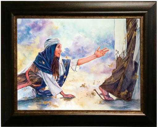 Reach of Faith - Gethsemane Fine Art Rod|Petersen