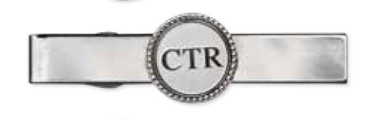 CTR Round Tie bar - Silver - Zions Marketplace