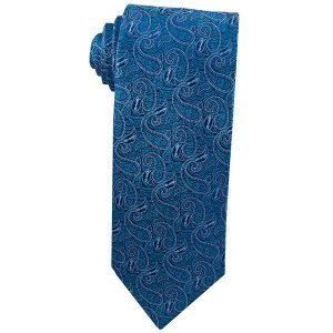 Men's Angel Moroni Teal Paisley