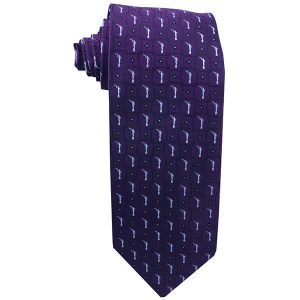 1110AMPL Mens Deep Eggplant Purple Angel Moroni - Zions Marketplace
