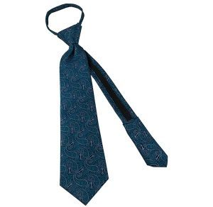 Boys Angel Moroni Teal Paisley - Zions Marketplace