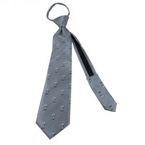 1130CMGR Boys Zipper Sterling Gray Captain Moroni - Zions Marketplace