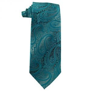 Youth314 Youth Malibu Turquoise and Silver Paisley