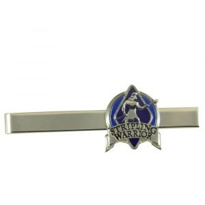 1055SWBL Stripling Warrior Blue Tie Bar - Zions Marketplace