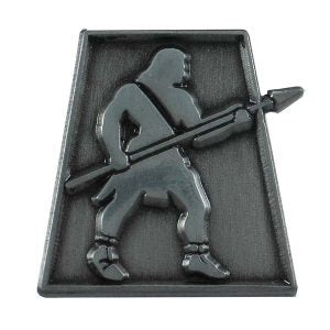 550SWSL Stripling Warrior- antique silver pin - Zions Marketplace