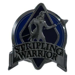 1050SWBL Stripling Warrior Blue Pin - Zions Marketplace
