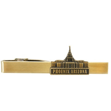 LDS Phoenix Arizona Temple Tie Clip TCL298 - Zions Marketplace