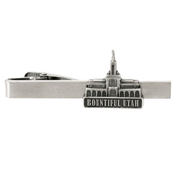 LDS Bountiful Utah Temple Clip - Zions Marketplace