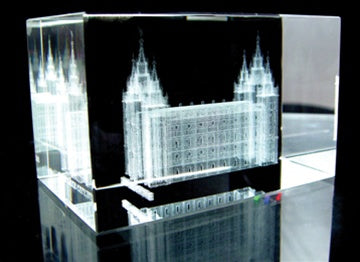Cube, Salt Lake Temple - Zions Marketplace