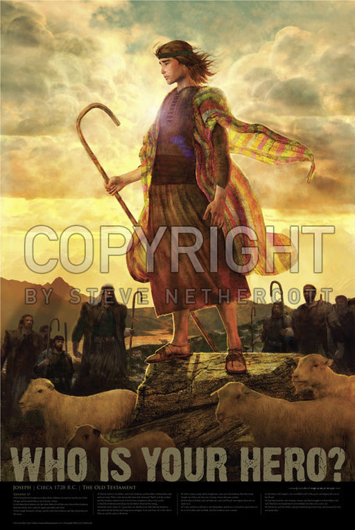 Real Hero  - Joseph in the Old Testament