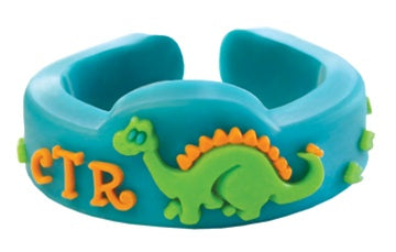CTR Ring - Adjustable Dinosaur Ring - Zions Marketplace
