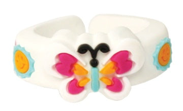 CTR Ring - Adjustable CTR Butterfly Ring - Zions Marketplace