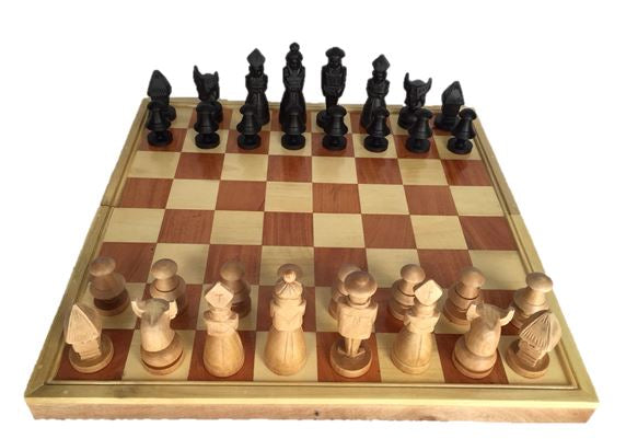 Native Philippines Chess Set