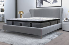 Dreamstar Solace Gel Mattress in bedroom With Bedframe