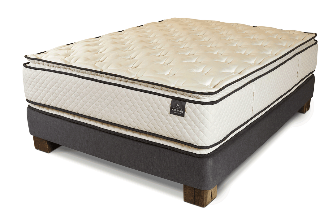 Marshall Elevate Plush Pillow Top Mattress