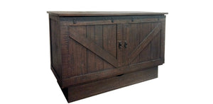 Sleep Chest Bridger Cabinet Bed Closed