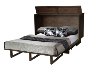 Sleep Chest Bridger Cabinet Bed Open