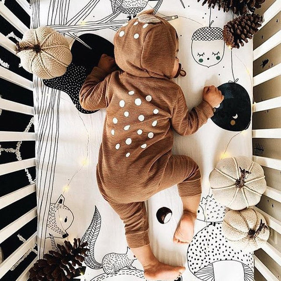 Little Deer Jumpsuit (2 colors)