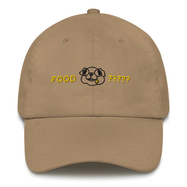 GRUMBLE Food Hat