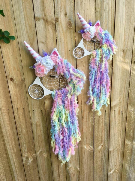 Unicorn Dreamcatcher Rainbow