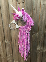 Unicorn Dreamcatcher Purple
