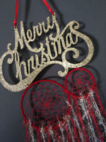 Merry Christmas Dreamcatcher